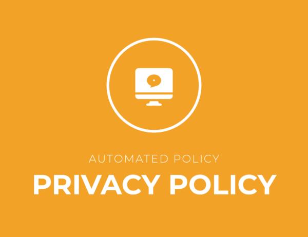 wellington studio privacy policy
